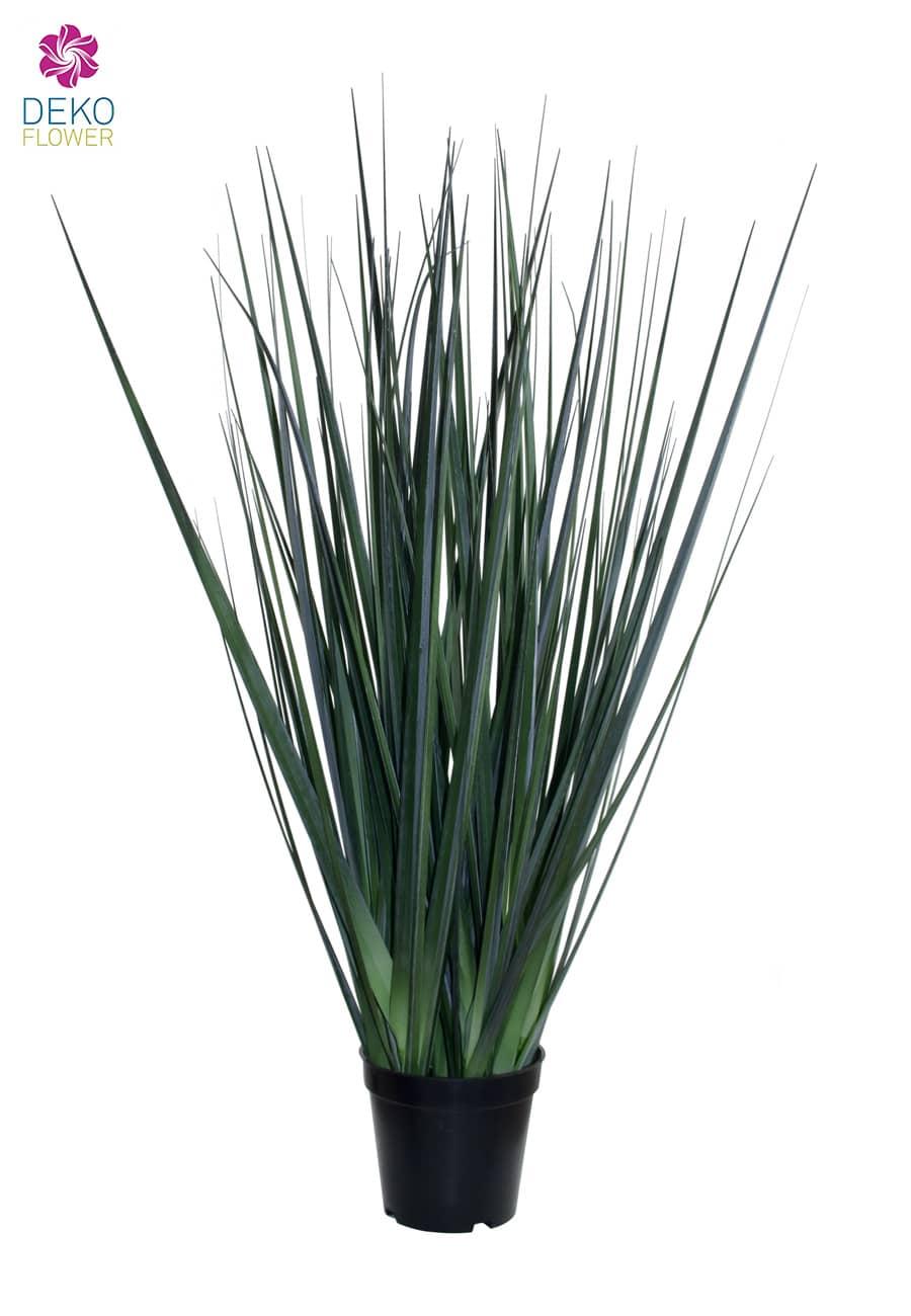Künstliches Schwertgras 80 cm grün