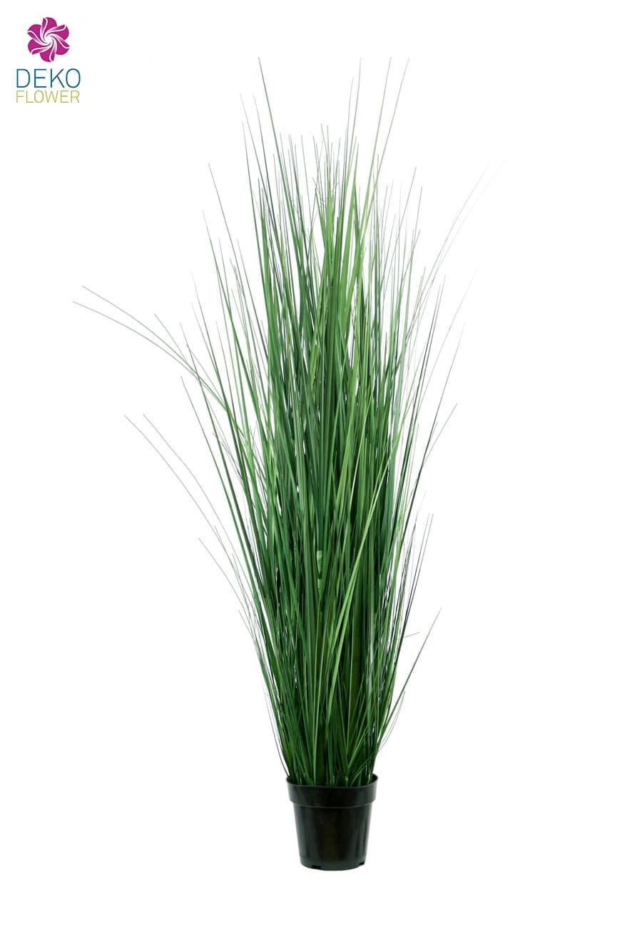 Künstliches Wildgras grün, 120cm