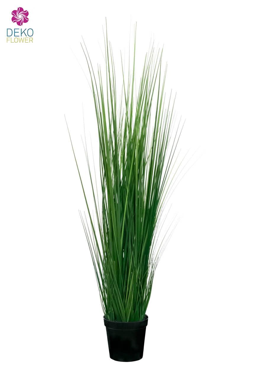 Künstliches Wildgras grün 90cm