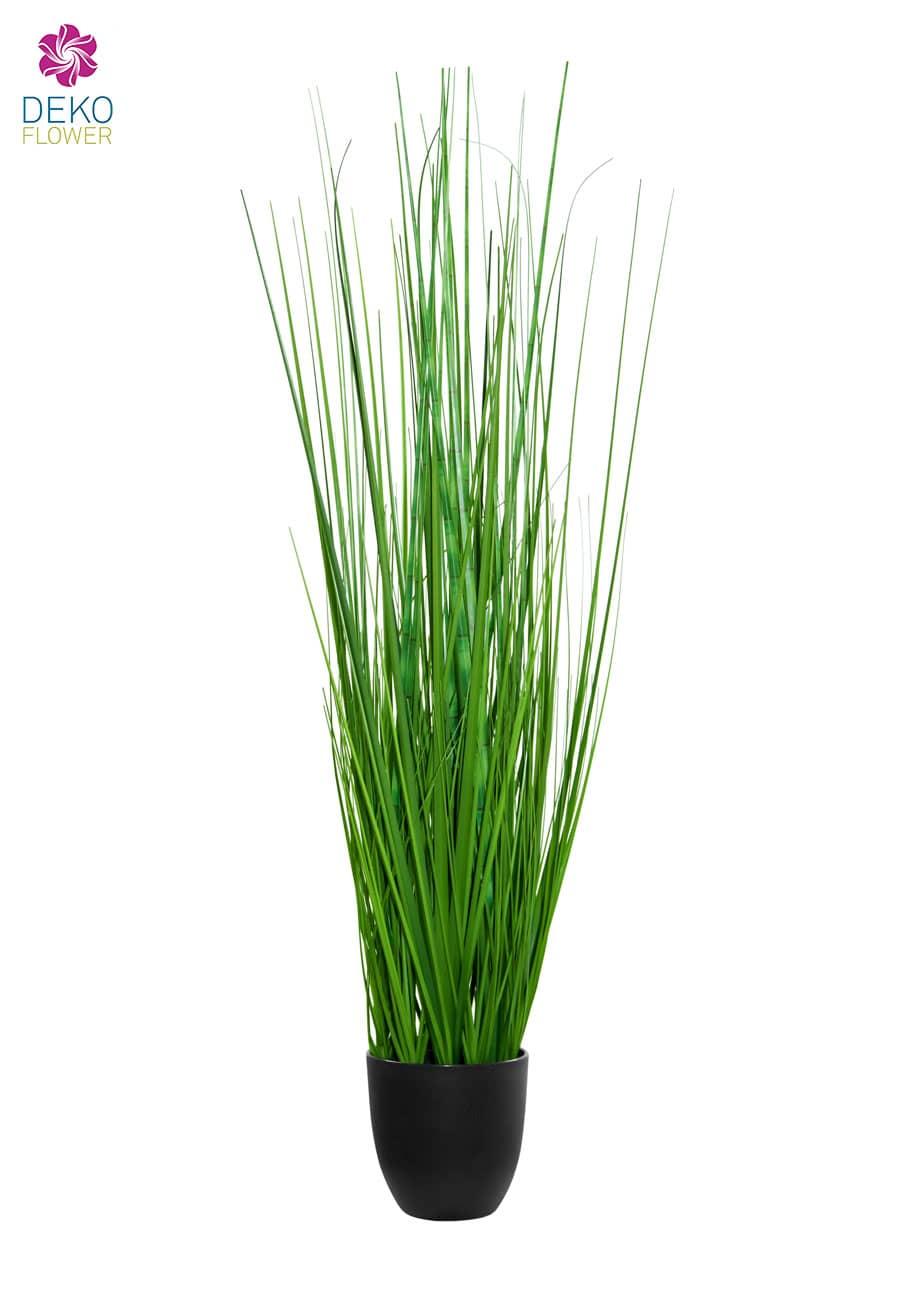 Künstliches Gras im Topf »Mississippi« 90 cm grün