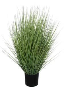 Künstliches Hafer-Gras 90 cm grün