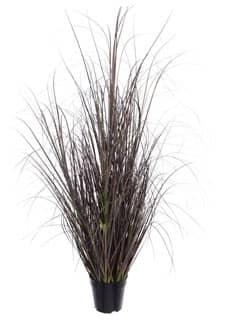 Künstliches Moor Gras 105 cm lila