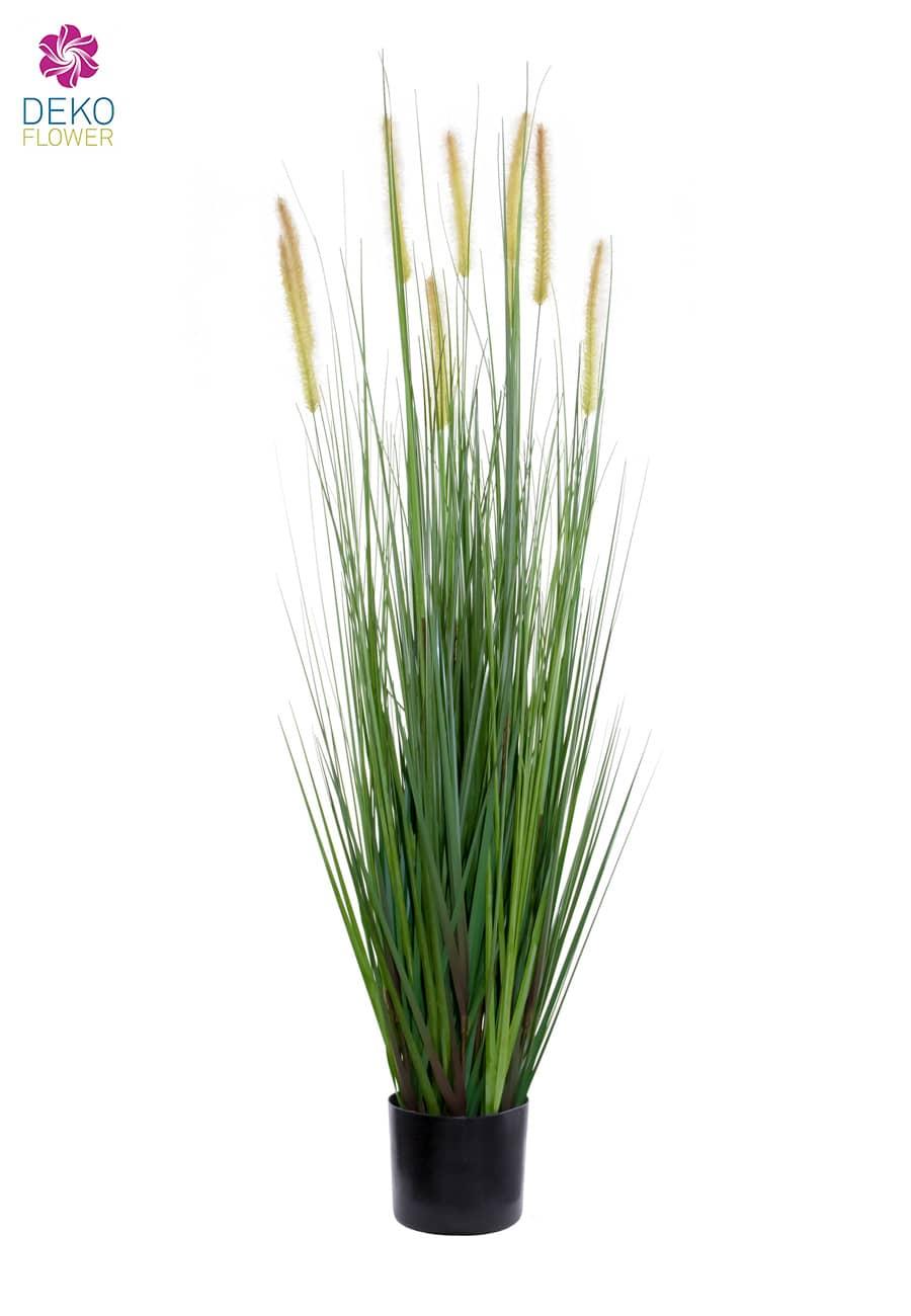 Künstliches Gras »Orient« getopft grün 120 cm
