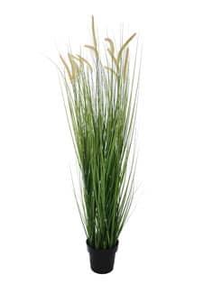 Künstliches Gras »Orient« getopft grün 145 cm
