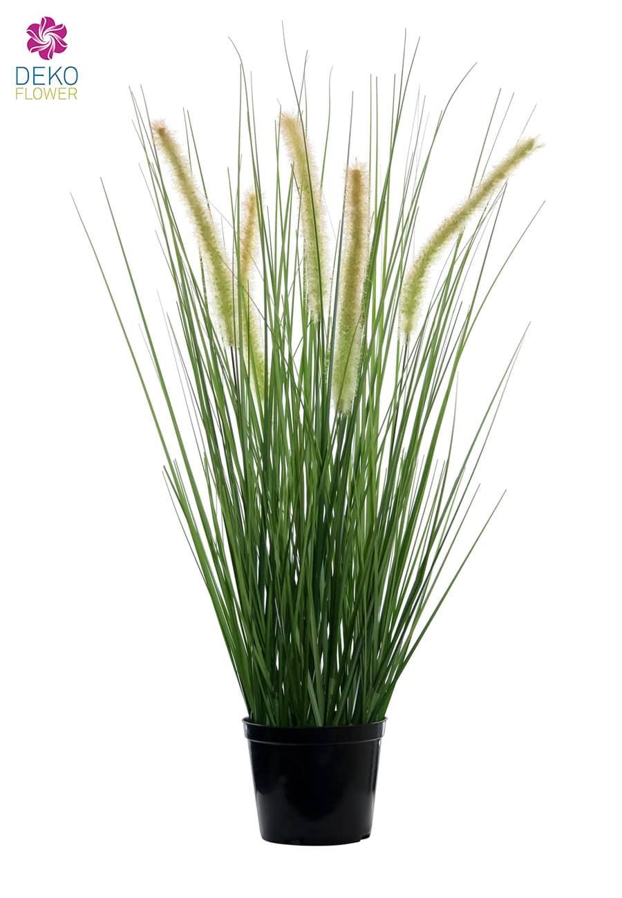Künstliches Gras »Orient« getopft grün 60 cm