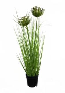 Künstliches Protea Gras 65 cm grün