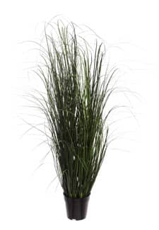 Künstliches Regenwald Gras 105 cm grün