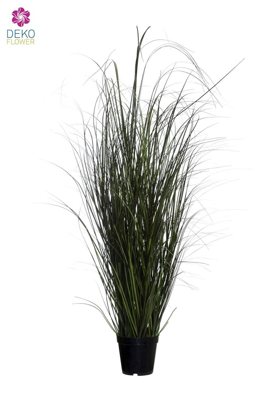 Künstliches Regenwald Gras getopft 180 cm grün
