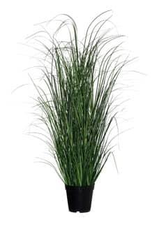 Künstliches Regenwald Gras 85 cm grün
