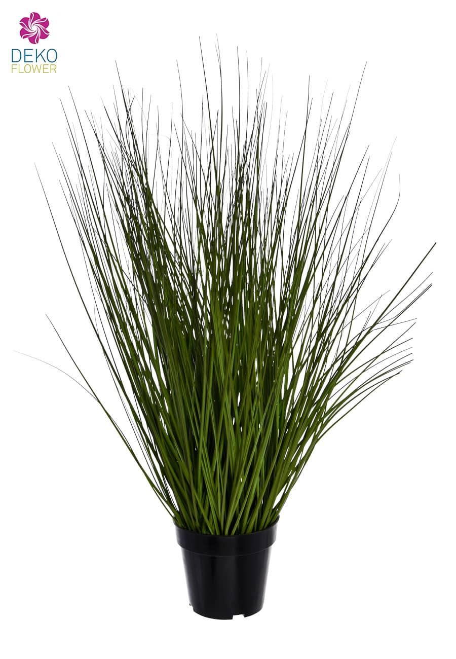 Künstliches Reitgras grün 85 cm