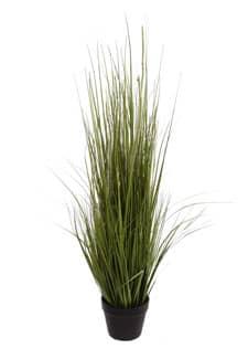 Künstliches Rispen Gras 110 cm im Topf