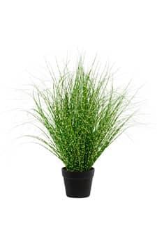 Künstliches Zebra Gras dunkelgrün 76 cm
