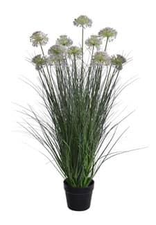 Künstliches Zierlauch-Gras 118 cm