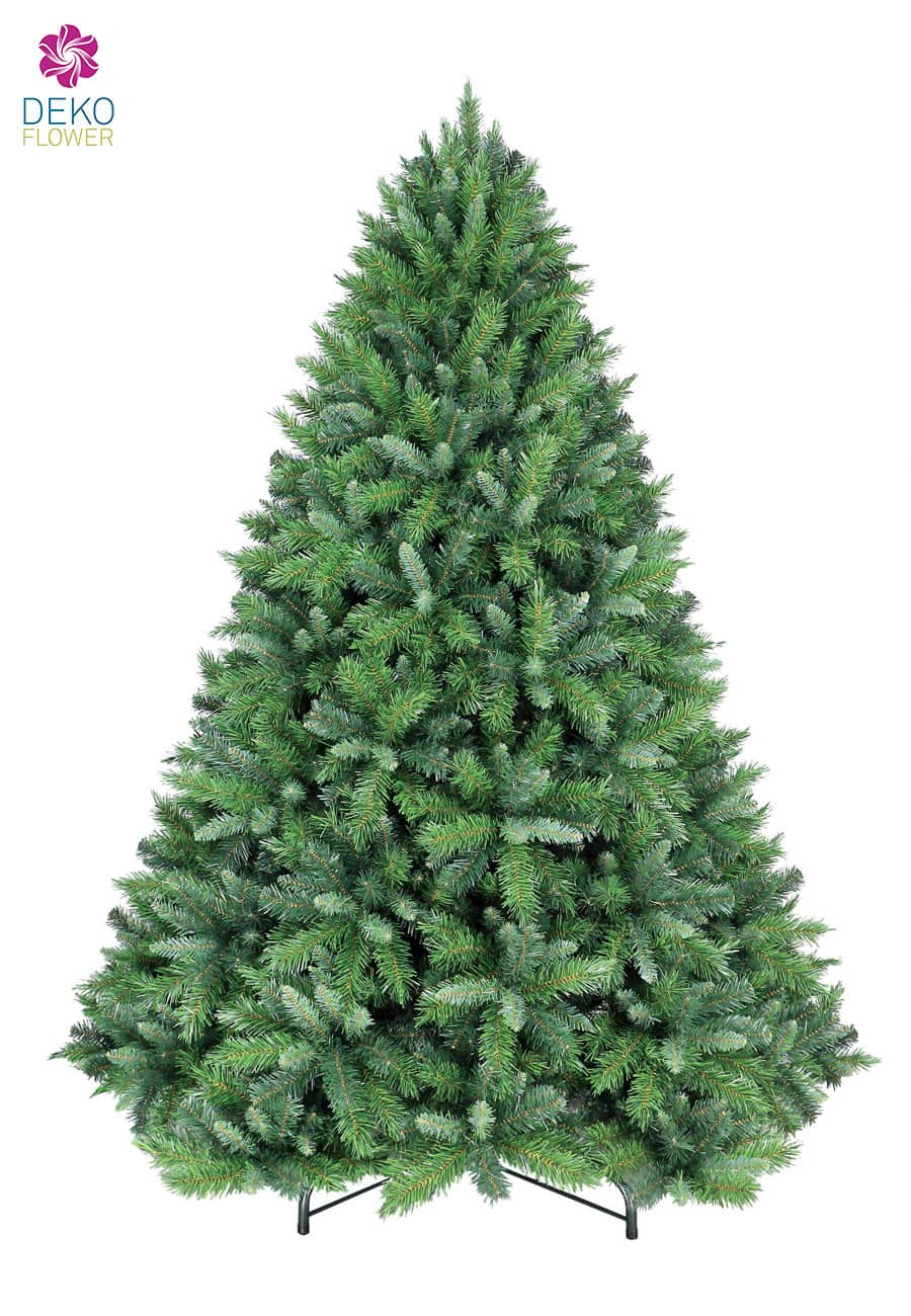 kunst weihnachtsbaum alpine spruce 225 cm. Black Bedroom Furniture Sets. Home Design Ideas
