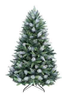 Kunst Weihnachtsbaum Shimmering Mountain 180 cm