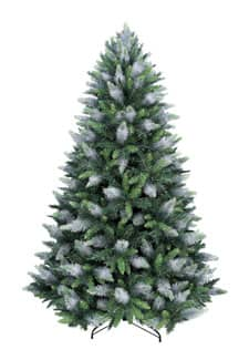 Kunst Weihnachtsbaum Shimmering Mountain 210 cm