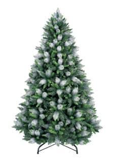 Kunst Weihnachtsbaum Shimmering Mountain 240 cm