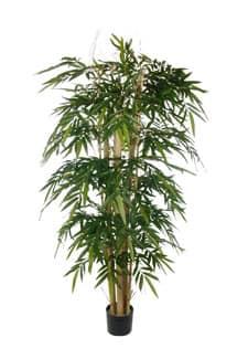 Kunstbaum Bambus 220 cm grün
