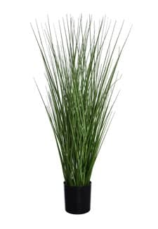 Kunstpflanze Gras im Topf 65 cm