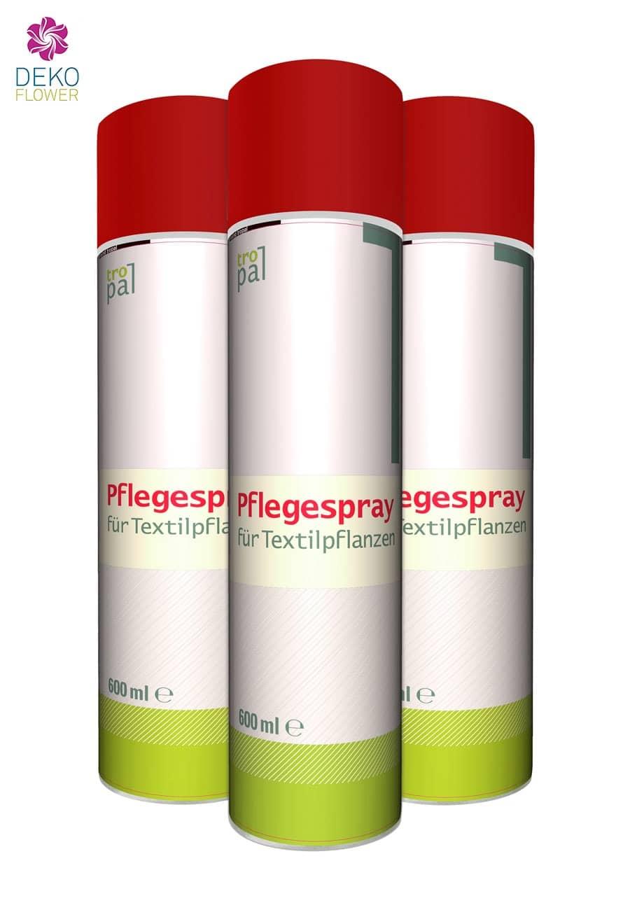 Kunstpflanzen Pflegespray Tropal 3er Set (3x600 ml)