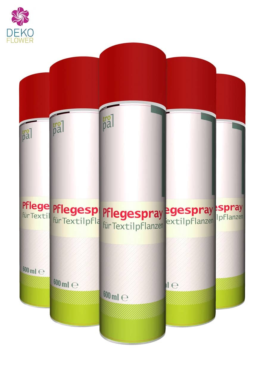 Kunstpflanzen Pflegespray »Tropal« 6er Set (6x600 ml)