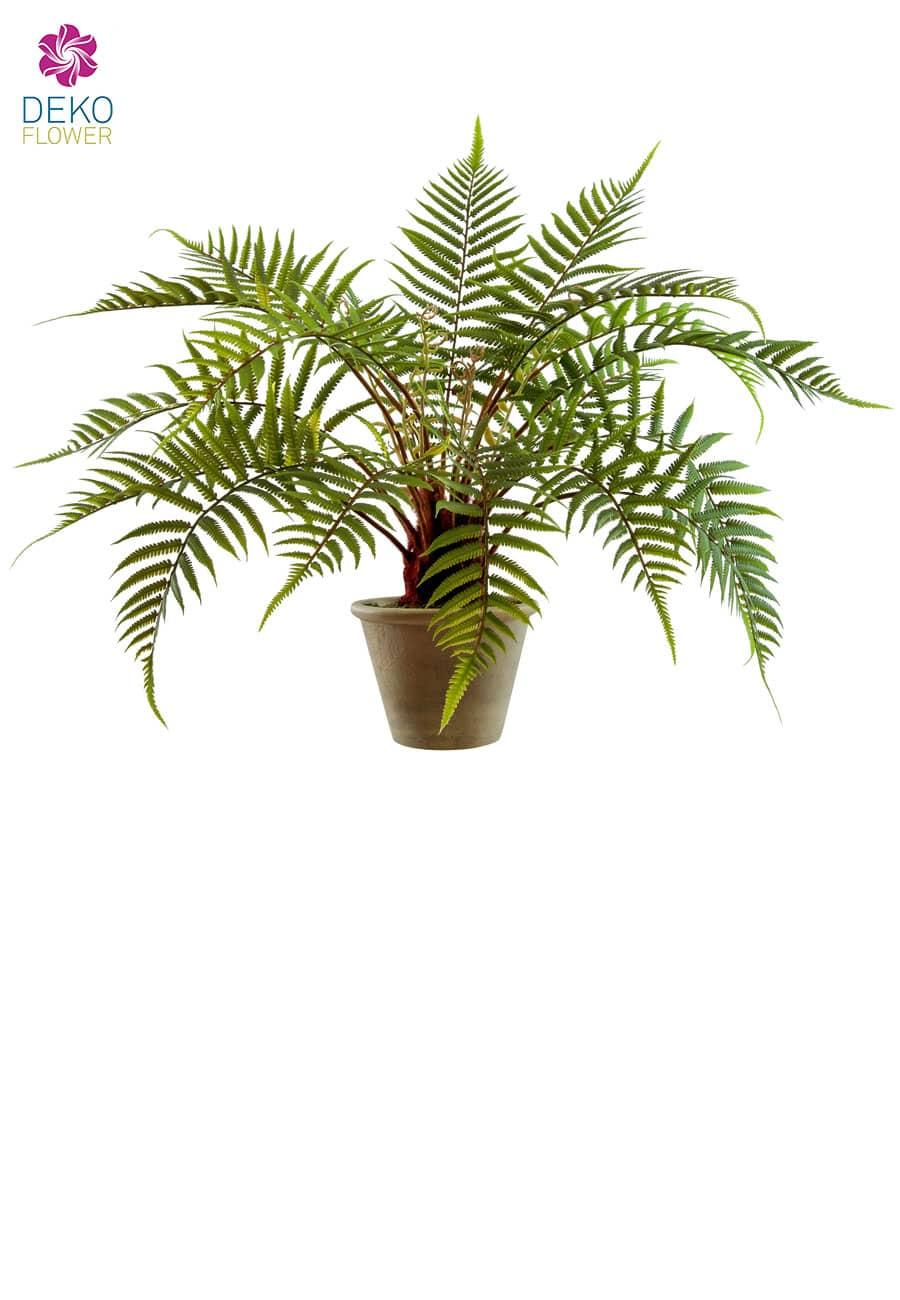 Palm Farn Kunstpflanze 60 cm