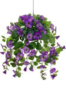 Petunien Hängeranken 65 cm violett