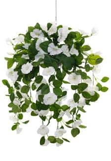 Petunienranken weiß 65 cm