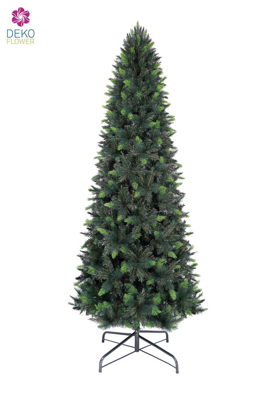 Künstlicher Weihnachtsbaum 300 cm grün Slim Parana Pine