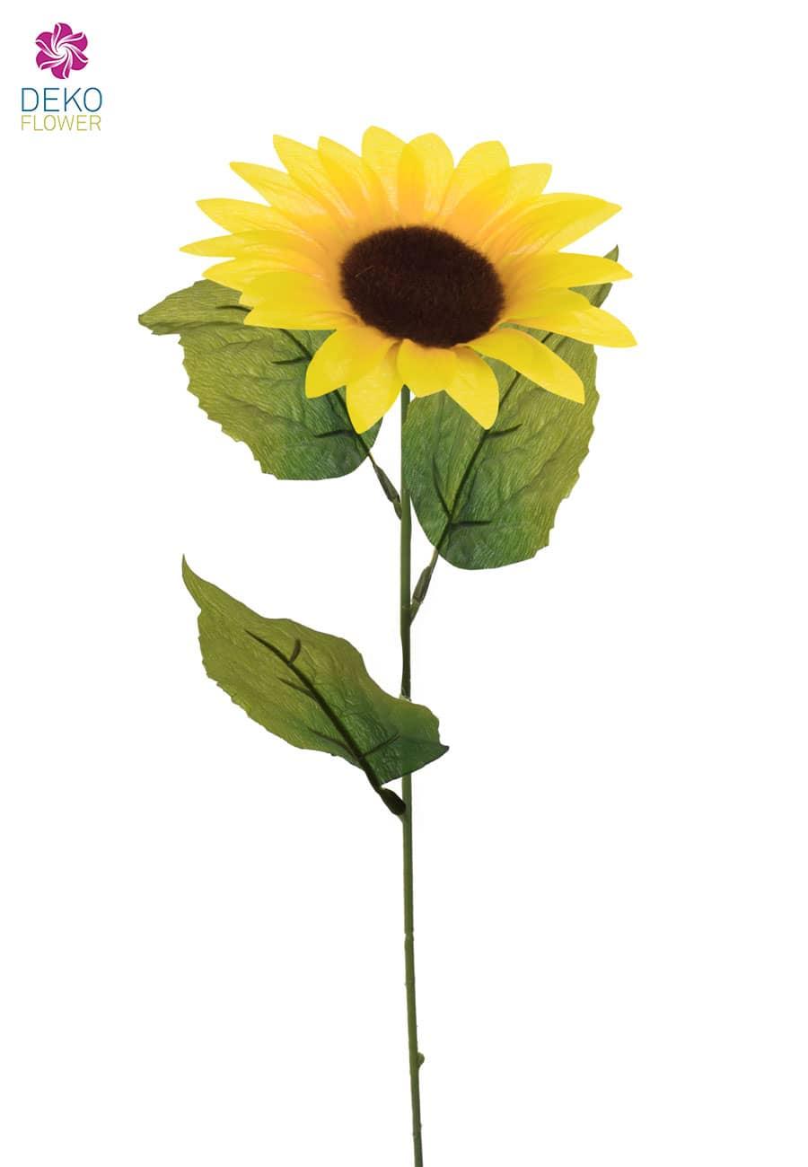 Sonnenblumen Kunstblumen 73 cm 6er Pack