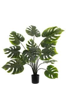 Split Philo Kunstpflanze getopft 90 cm